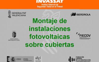 Jornada técnica: Montaje de instalaciones fotovoltaicas sobre cubiertas